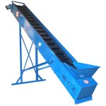 Slide Bed Belt Conveyor