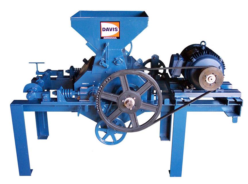Single High Roller Mills