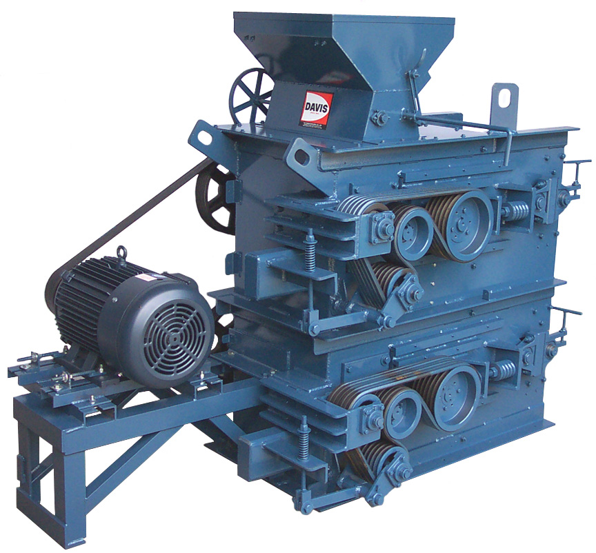 300A2 Heavy Duty Roller Mill