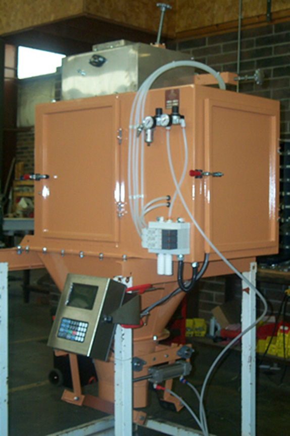 CM-780 Net Weigh Bagging Scale