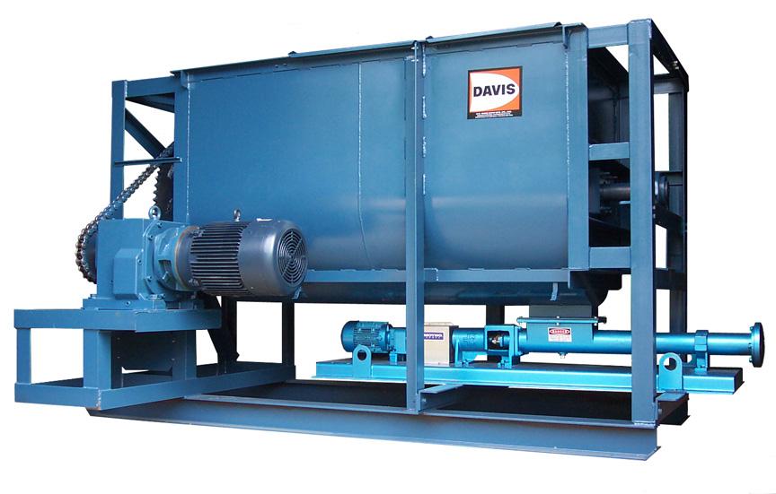 UD-20 Mixer with MOYNO Pump