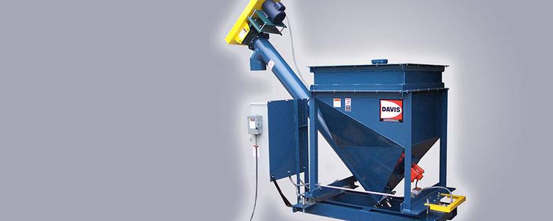 Industrial Mixers, Grinders, Conveyors, Augers